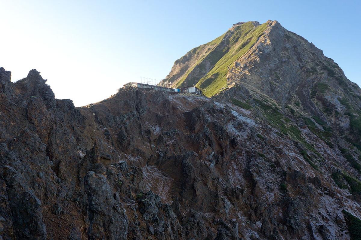 八ヶ岳登山 赤岳(標高:2,899m) 登山 モデルコース