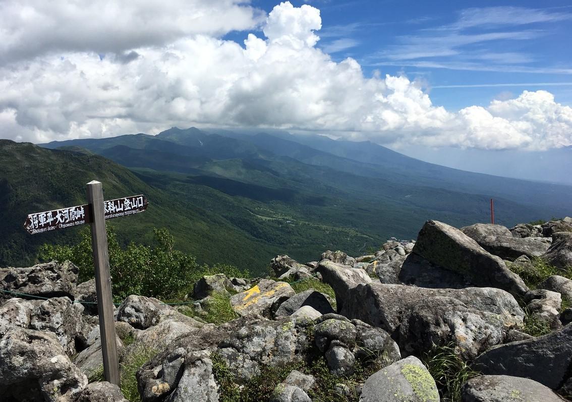 蓼科山(標高:2, 530m)