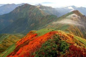 谷川岳の絶景紅葉3選!混雑状況とおすすめのアクセス方法