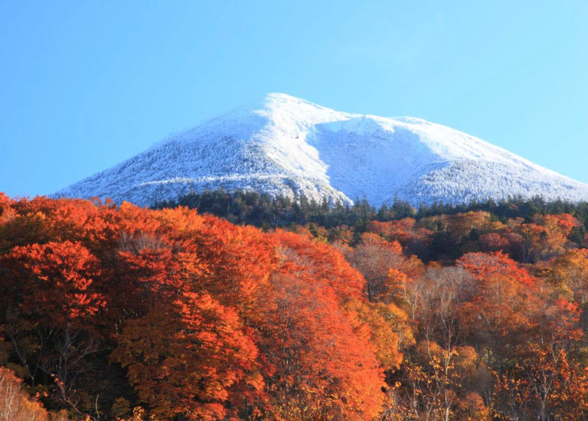 東北エリアの紅葉登山